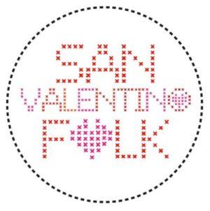 logo san valentino folk